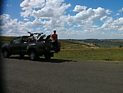 Roof of Africa 2014